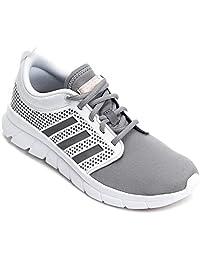 Tenis Adidas Cloudfoam Groove Cinza/branco