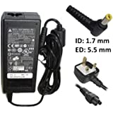 ACER HIPRO HP-A0652R3B AC ADAPTER LAPTOP CHARGER UK - BRAND NEW ORIGINAL ADAP...