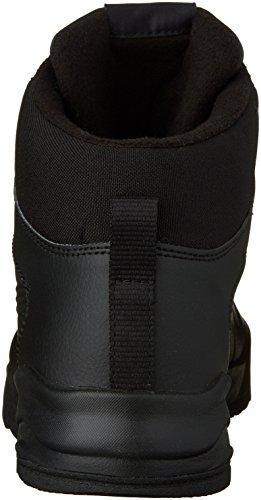 Puma Mens Desierto L Sneaker Puma Black-puma Nero