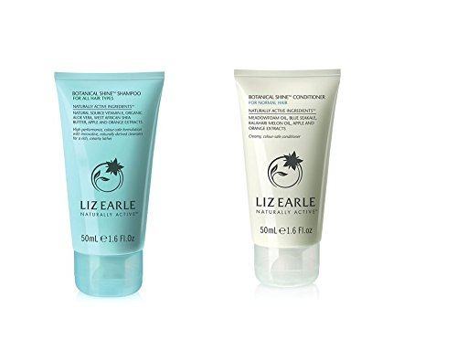 liz-earle-botanical-shine-shampoo-50ml-and-conditioner-50ml-for-normal-hair-by-liz-earle