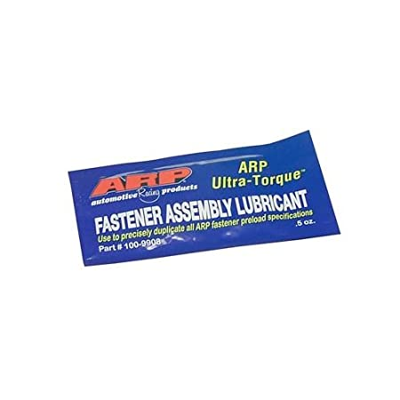 ARP 100-9908 Ultra-Torque Fastener Assembly Lubricant, 0.5 oz (6)