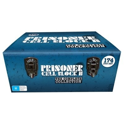 Prisoner: Cell Block H - Complete Collection - 174-DVD Box Set ( Prisoner ) [ NON-USA FORMAT, PAL, Reg.0 Import - Australia ] ()