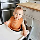 Silicone Baby Bibs for Girls and Boys