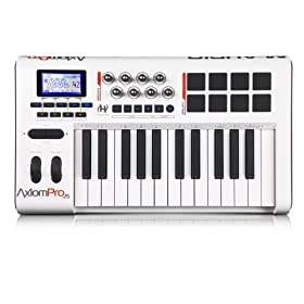 M-AUDIO AxiomPro25