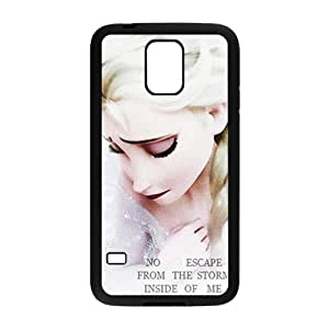 Frozen lovely girl Cell Phone Case for Samsung Galaxy S5