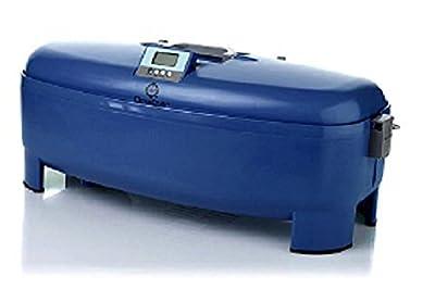 Joy Mangano CloseDrier, Portable Fast-Drying System, Periwinkle Blue