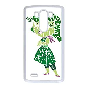 LG G3 Cell Phone Case White YOU DISGUST ME SUX_883333