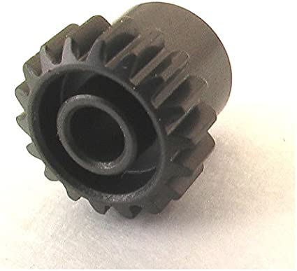 Hot Racing NSG818 18T 48P Steel Pinion Gear 5mm or 1//8 Bore