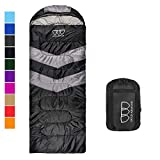 Gold Armour Sleeping Bag – Sleeping Bag for Indoor & Outdoor Use - Great for Kids, Boys, Girls,...