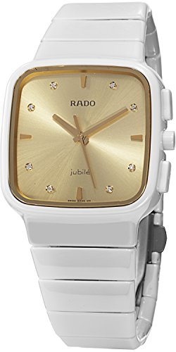 Rado R28900702 Watch R5.5 Ladies - Gold Dial - Rado Ladies Gold Watch