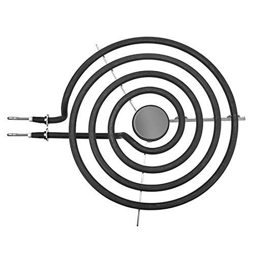 8' Surface Burner - Replacement Part Hotpoint Range Stove Oven Coil Surface Element Cooktop Burner Heating Element Kit 6''/8'' (D)