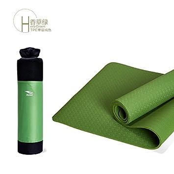 YOOMAT Sello de la Estera del Yoga TPE Starter Extension ...