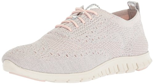 Cole Haan Women's Zerogrand Stitchlite Oxford, Peach Blush, 8.5 B US by Cole Haan