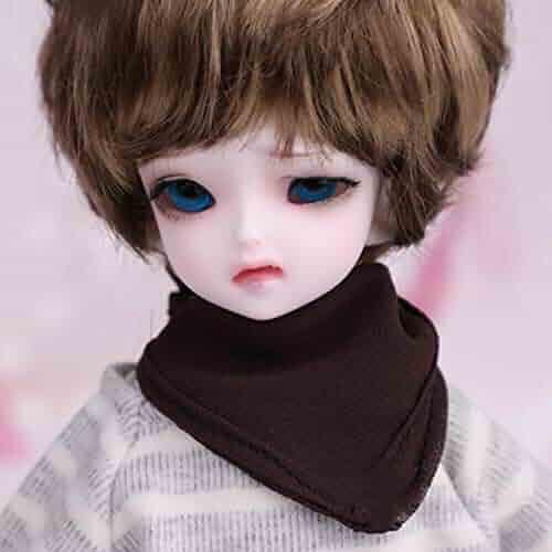 Resin Bjd 1//6 Doll Beautiful Girl Dolls Free eyes+Face make up Female Raspberry