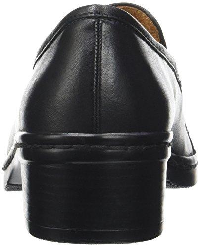 Basic 67 Stringate Nero Comfort Gabor Scarpe Schwarz Donna 58TTqw