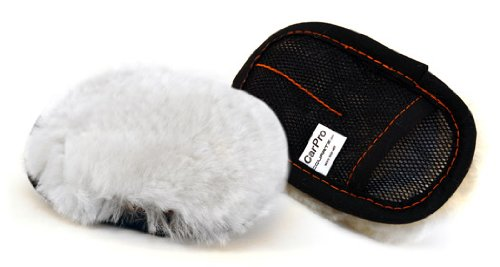 Carpro 2fingers Mini Wool Wash - Mitt Fog