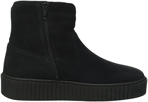 Apple of Eden Ana 10 - Botas cortas para mujer Negro (Black)