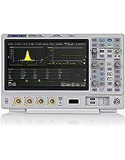 "SIGLENT SDS2204X Plus 4 Channel Digital Super Phosphor Oscilloscope 200 MHz 2 GSa/s 200 Mpts 10.1"""