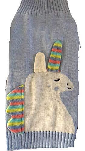 Amazon Com Unicorn Costume For Pets Holiday Festive Dog Sweater