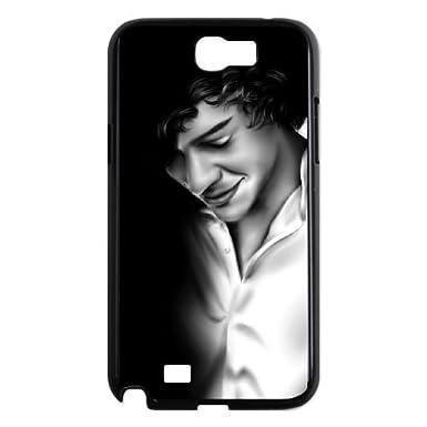 cheap for discount da75c d4d0a Samsung Galaxy Note 2 N7100 Phone Case Black Harry Styles MN6604735 ...