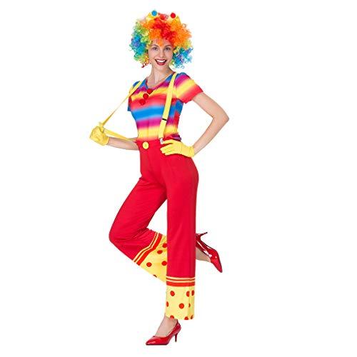 B Baosity Sets de Traje de Bufón Ropas de Joker Juego de rol ...