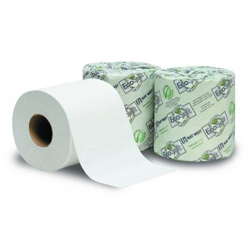 Price comparison product image BATHROOM TISSUE 2PLY (Green Seal Certified) [BT-1000]
