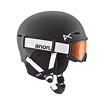 Image of Anon Kids' Define Ski/Snowboard Helmet/Goggle Combo with BOA Fit System Goggles