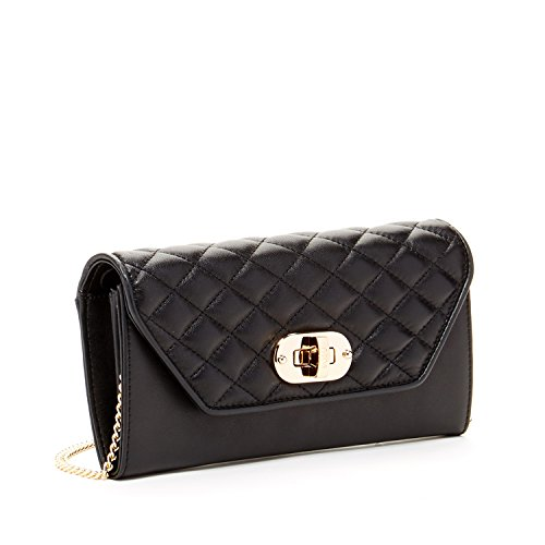 Quilted Envelope Clutch - 2