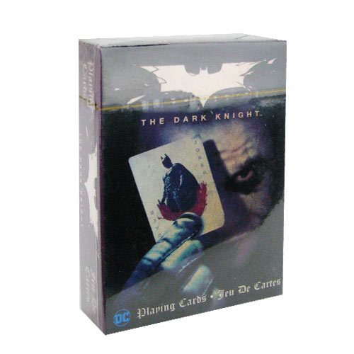 Aquarius DC Comics - The Dark Knight Joker Cards ()