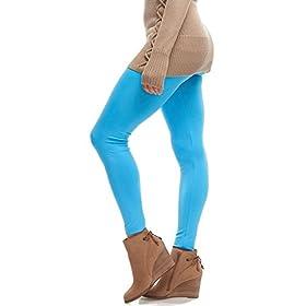 - 41rN 2BGsEvNL - LMB | Seamless Full Length Leggings | Variety Colors | One Size