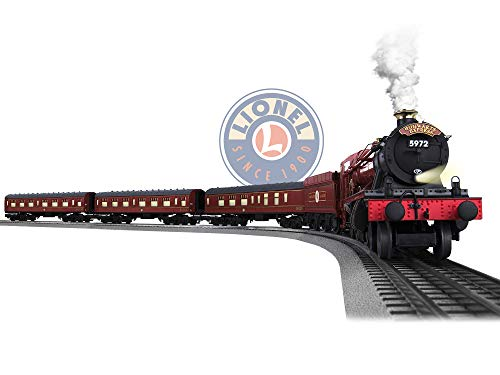 Lionel Hogwarts Express Electric O Gauge Model Train Set w/ Remote and Bluetooth Capability -