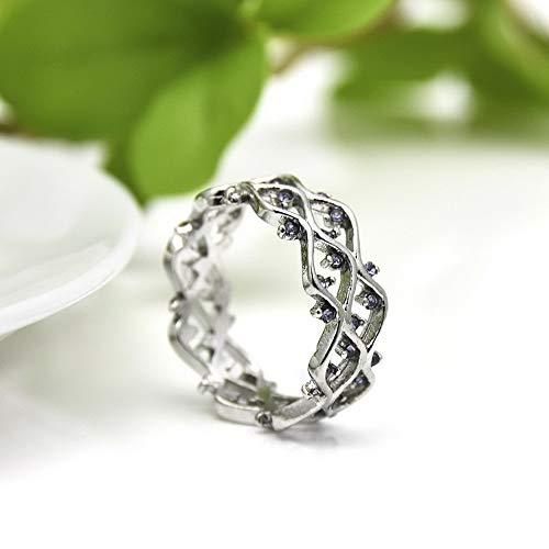 Rhame Huge Amethyst Wedding Ring Vintage Prom Man Women Engagement Jewelry Size 6-10   Model RNG - 22039   D #7