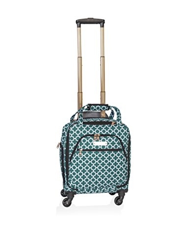 jenni-chan-aria-broadway-15-spinner-tote-green