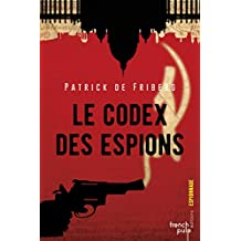 Le codex des espions (ESPIONNAGE) (French Edition)