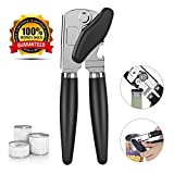 Best Hand Can Openers - Can Opener Manual Kitchen Hand Can Openers Stainless Review