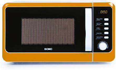 Domo Microondas Moderno Con Grill De 20 Litros DO2016G: Amazon.es ...