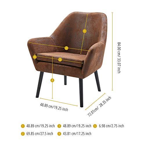 Versanora VNF-00033AF Divano Accent Chair