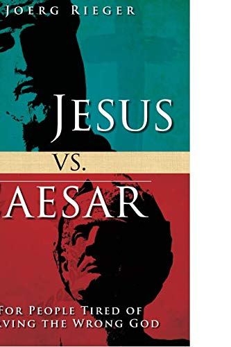Jesus vs. Caesar: For People Tired of Serving the Wrong - 200 Pedestal