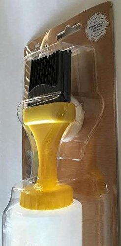 Mr. Bar-B-Q Silicone Basting Bottle with Cap