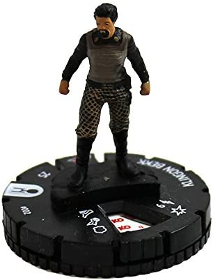 Klingon meu 002 Star Trek Away Team Wizkids Heroclix