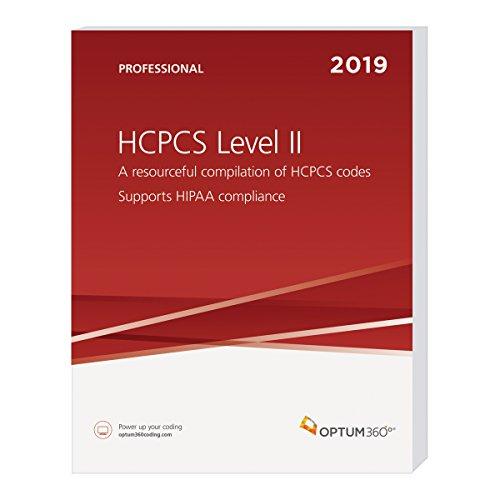 HCPCS 2019 Level II Professional -