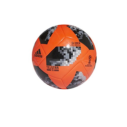 Soccer Ball Red Adidas (adidas World Cup Glider Soccer Ball Red/Black/Silver 3)