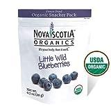 Organic Freeze Dried Wild Blueberries Family Snacker (3 x 46g); Certified Organic; Vegan