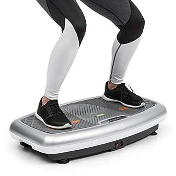 Klarfit Vib 1000 • Plataforma vibratoria • Plataforma fitness • 5 ...