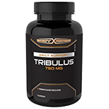 Body Fortress Tribulus 750mg Capsules, 75 Count