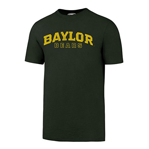 NCAA Baylor Bears Men's OTS Rival Tee, X-Large, Dark Green