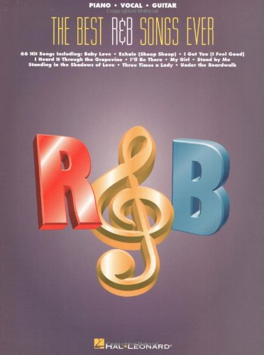 Best R&B Songs Ever (The Best Ever (Rnb Series)