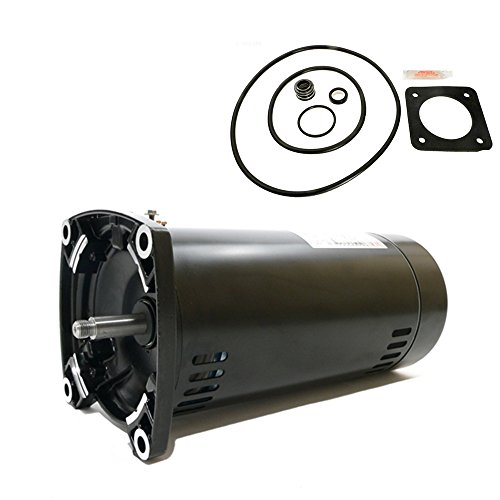 Sta-Rite Max-E-Glas 1HP PEA5E-181L Replacement Motor Kit AO Smith USQ1102 w/GO-KIT-54