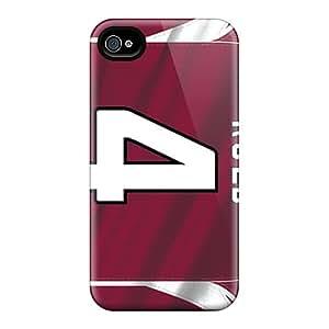 LittleBox REV16912JIWb Protective Case For Iphone 4/4s(arizona Cardinals)