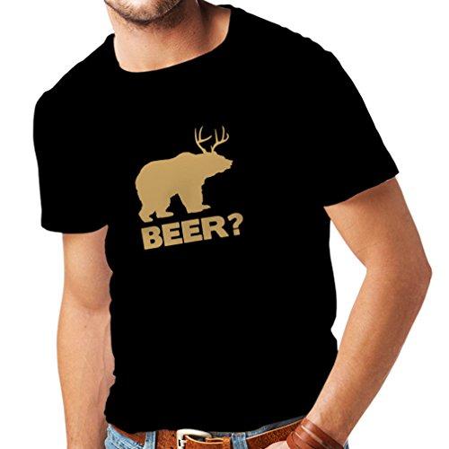 9b26d48d933b lepni.me Men s T-shirt Bear - Funny Beer Lover Gift, Humorous,